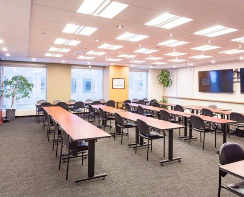 Rainy Lake Meeting Room