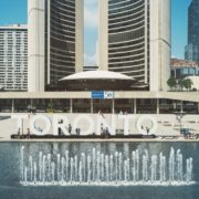Downtown Toronto City Hall