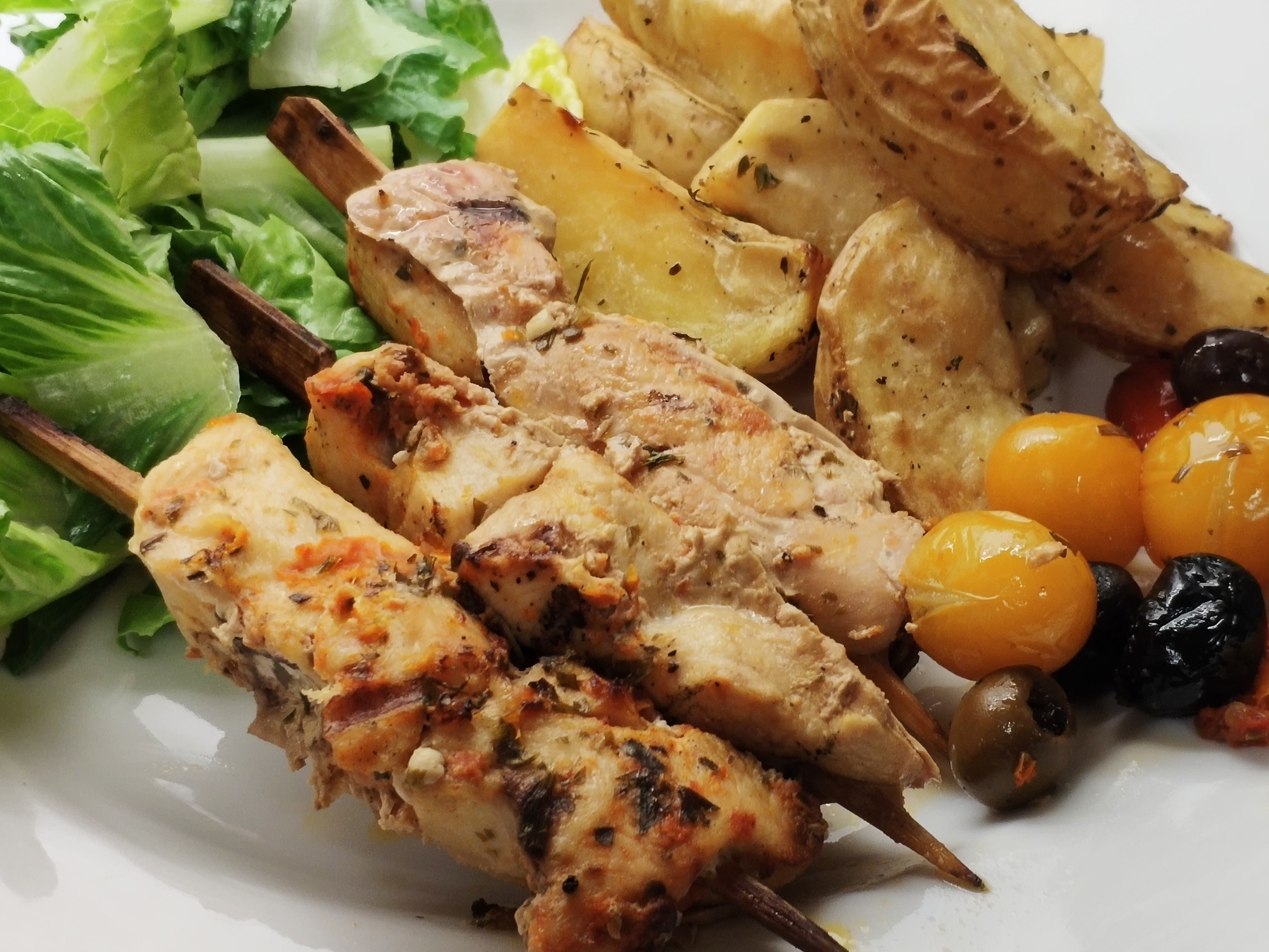Rostie Group Catering Menu Chicken Skewers