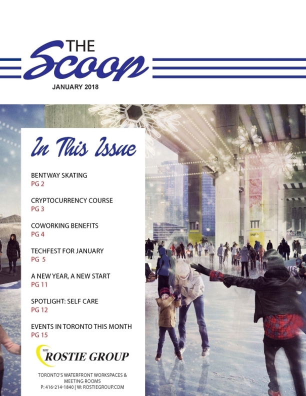Winter Rostie Group Scoop January 2018 Scoop Cover