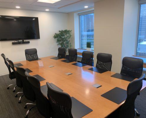 Videoconferencing Toronto Meetings Atlantic Room