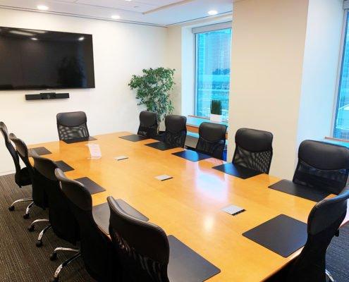 Toronto Meetings Atlantic Meeting Room