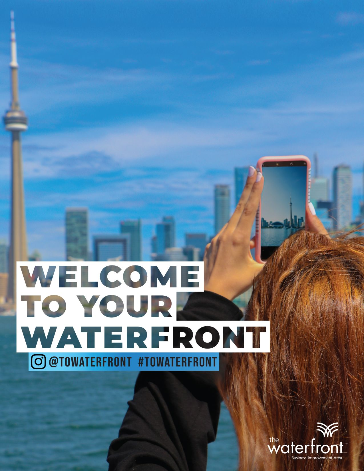 Waterfront BIA The Scoop Ad