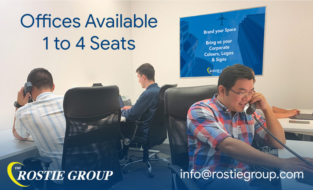 Rostie Group Scoop Availanble Offices Ad