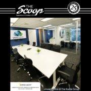 October Scoop Social Cover