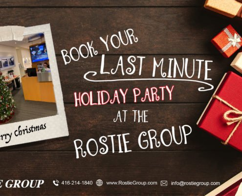 Toronto Meetings Holiday Booking Ad