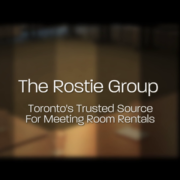 Rostie Group Meeting Room VIdeo Main Image