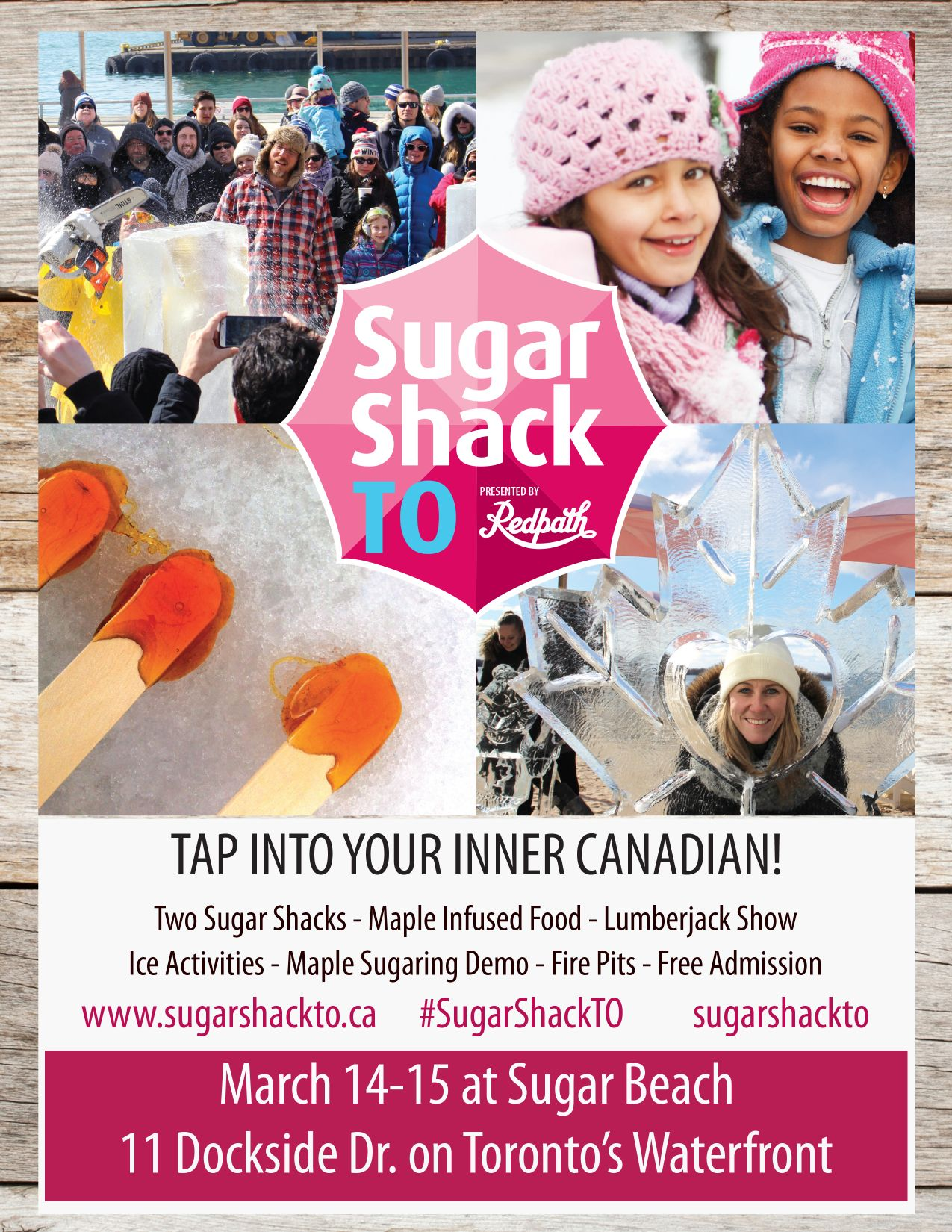 Sugar Shack TO Rostie Group Scoop Ad